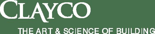 Clayco Logo NEW white
